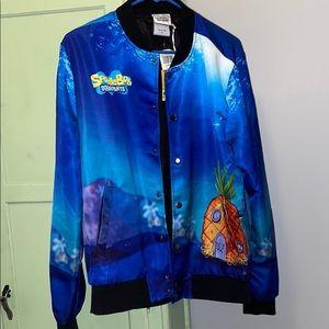 Spongebob subliminated jacket